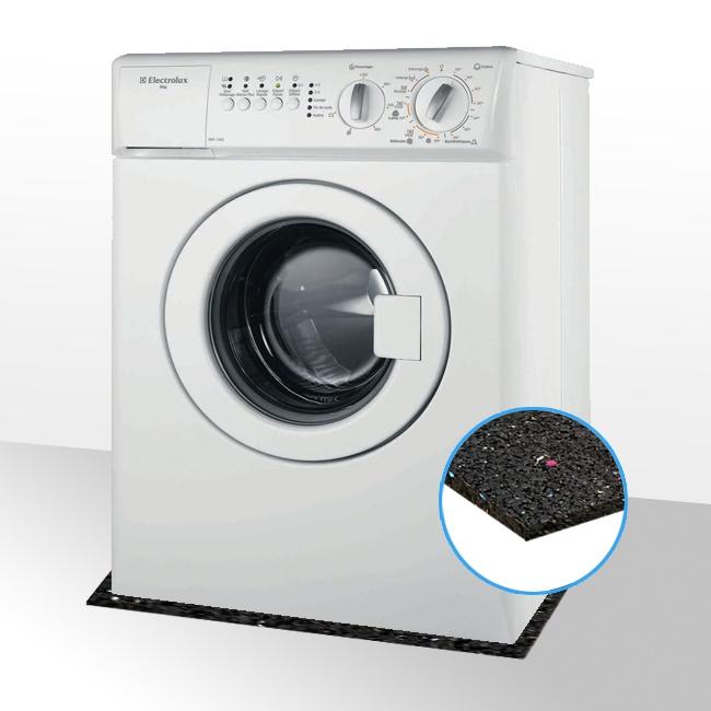 Anti-Vibrationsmatte 100x125x1cm