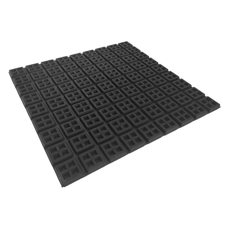 Anti-Vibrationsmatte 460x460x18mm