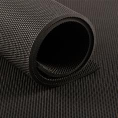 Antirutsch Matte schwarz 5mm (200cm breit)