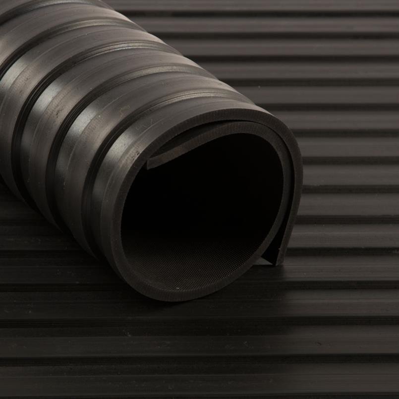Breitriefenmatte 6mm (200cm breit)