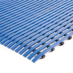 Corfu Gittermatte blau (120cm breit)