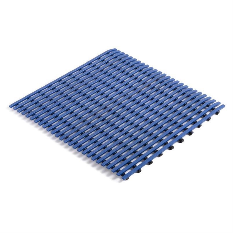 Corfu Gittermatte blau (100cm breit)