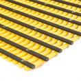 Corfu Gittermatte gelb (100cm breit)