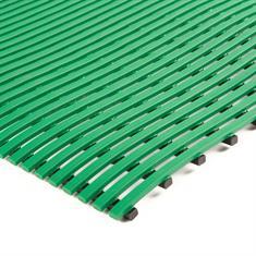 Corfu Gittermatte grün (100cm breit)