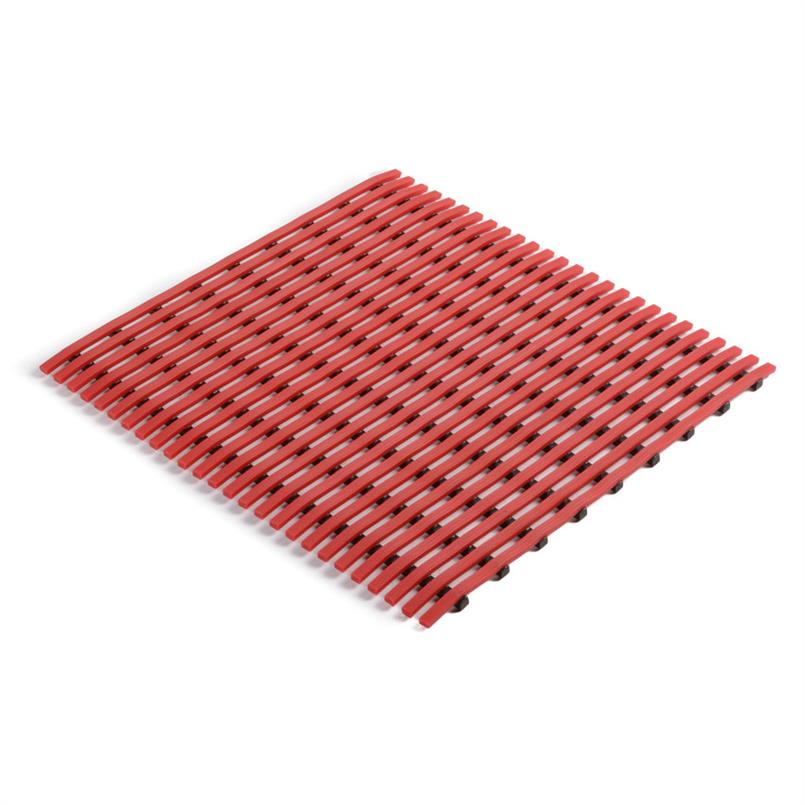 Corfu Gittermatte rot (100cm breit)