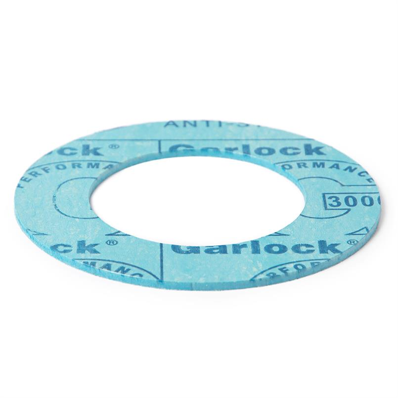 DN 50 BAU Flanschdichtung NBR 107x61x2mm