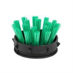 Einsatzbürsten für Ringmatte grün