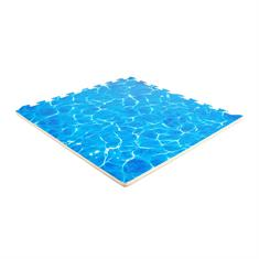 EVA-SCHAUM Puzzlematten Wasser 600x600x12mm (Set 4 St.)