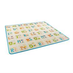 EVA-Schaum Spielmatte Buchstaben / Bär 2-Seitig 1800x2000