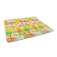 EVA-Schaum Spielmatte Buchstaben / Zahlen 2-Seitig 1800x2000