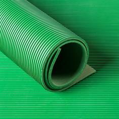 Feinriefenmatte grün 3mm (120cm breit)