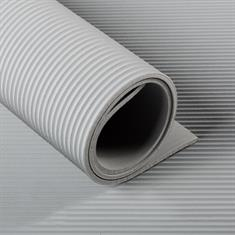 Feinriefenmatte VDE grau 4,5mm (100cm breit)