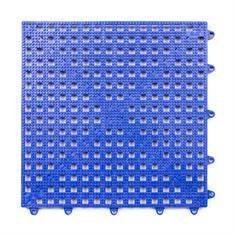 Gitterfliese blau 300x300x13mm