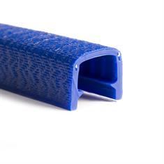 Kantenschutzprofil blau 11-12mm /BxH= 17x14,4mm