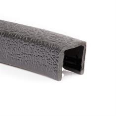 Kantenschutzprofil schwarz 8-10mm /BxH= 17x15mm
