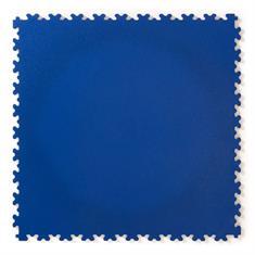 Klickfliese Hammerschlag HD blau 500x500x7mm