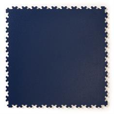 Klickfliese Hammerschlag HD dunkelblau 500x500x7mm