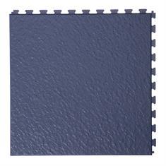 Klickfliese Schieferstein dunkelblau 458x458x5mm