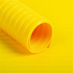 PVC-Läufer gelb (400x90cm)