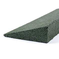 Randstein grün 50,5x13x4,5cm