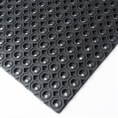 Ringgummimatte extra dünn 150x100x1,2cm