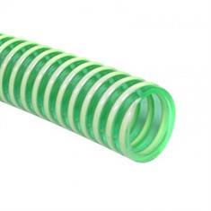 Saugschlauch mit fester Spirale 25mm