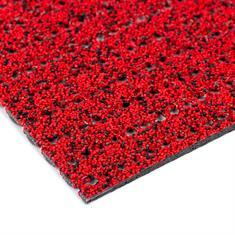 Sicherheitsmatte antirutsch rot (120cm breit)
