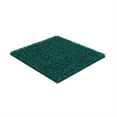 Spaghettimatte grün 300x120cm Dicke 15mm