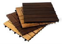 Terrassenfliesen Holz