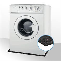 Waschmaschine Matte 100x125x1cm