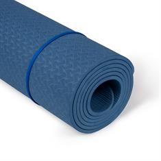 Yogamatte blau 1830x610x6mm